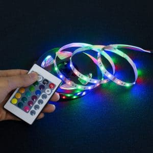 LED strip lys