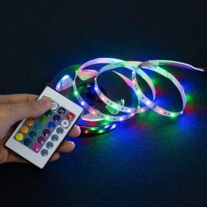 LED strip lys